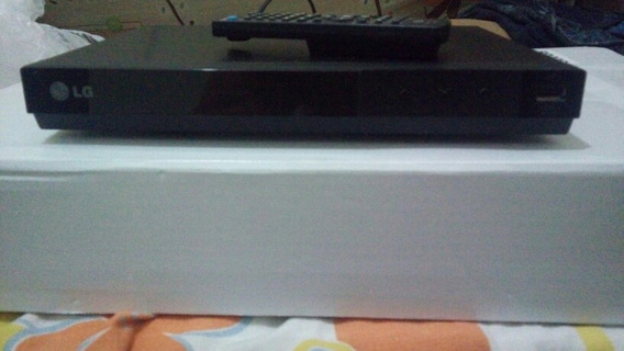 Dvd Player Lg Dp122