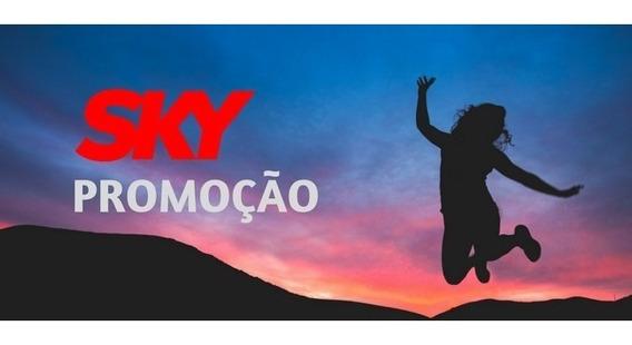 Sky Livre Pré-pago Flex Digital + Recarga +habilitação