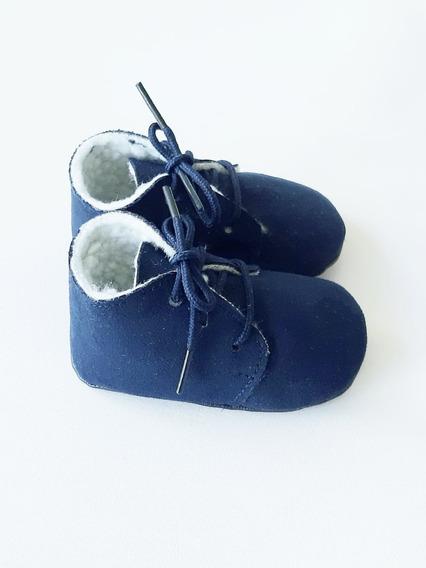 Zapato De Bebe Con Borrega, Zapatito, Botin, Bota