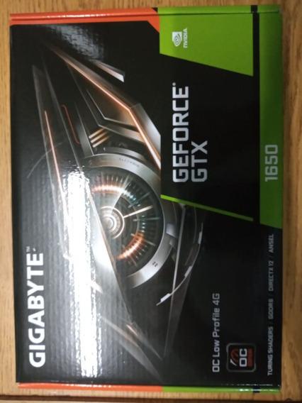 Placa De Video Nvidia Gigabyte Geforce Gtx 16 Series Gtx 165