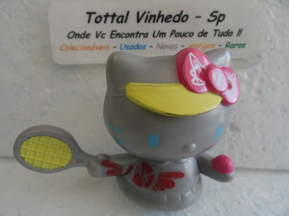 Boneca Da Hello Kitty Tenista *