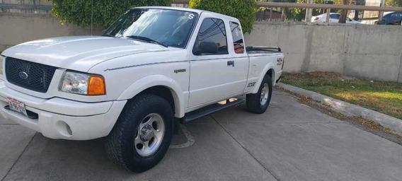Ford Ranger Edgr 4x4 Cabina 1/2