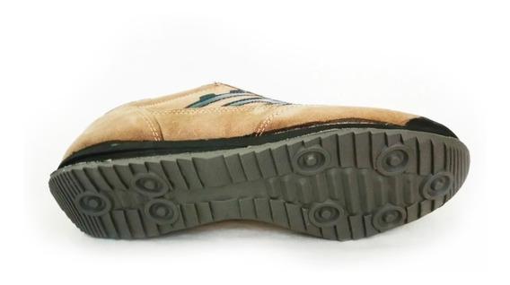 Zapatillas Strong Horse Super Resistentes Cuero Novuk Nacion