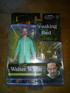 Breaking Bad Walter White Figura De Acción
