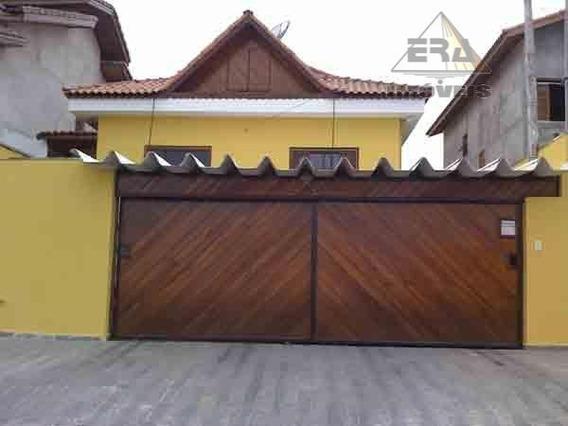 Casa Com 3 Dormitórios À Venda E Locação, 200 M² Por R$ 500.000 - Vila Pilar - Arujá/sp - Ca0161