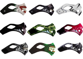 Sleeve Training Mask 2.0 Funda Mascara Elevacion Modelos