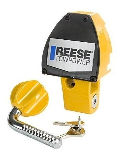 Reese Towpower 7066900 Cerradura De Acoplador Universal Prof