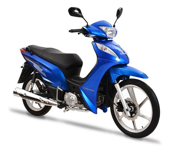 Corven Energy Full 125cc -financia Solo Con Tu Dni- Motoclan