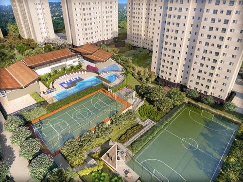 Imagem 1 de 21 de Apartamento 2 Quartos Osasco - Sp - Novo Osasco - 0613