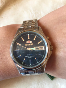 Relógio De Pulso Masculino Orient Original. Novo. Au