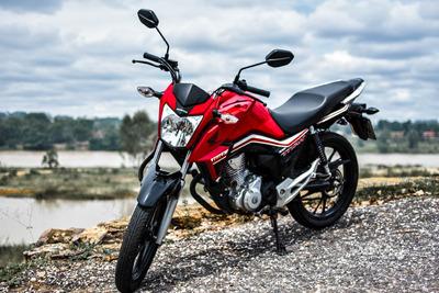 Cg Titan 160cc 2019 Zerada Na Garantia