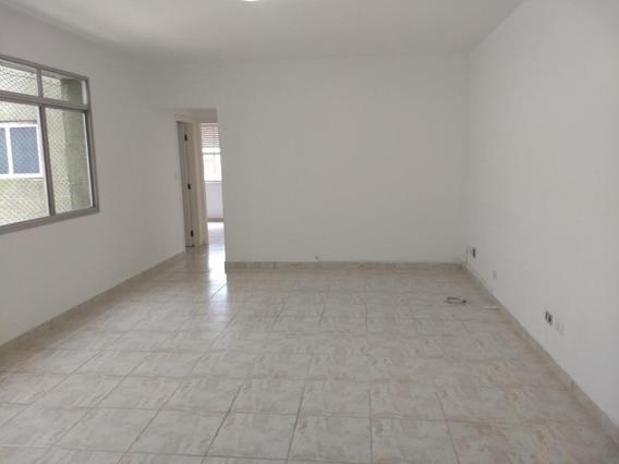 Apartamento Com 3 Dormitórios Para Alugar, 100 M² Por R$ 2.500,00/mês - José Menino - Santos/sp - Ap7049