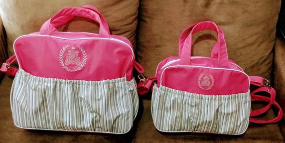 Kit Bolsa De Maternidade Personalizada