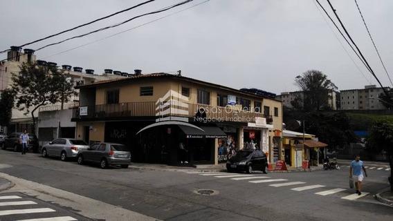 Sala Comercial Para Locação No Grajaú - 230