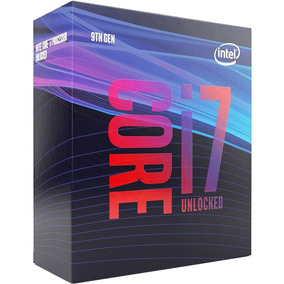 Processador 9ª Geração Lga 1151 Core I7 9700k 3.6ghz (4.9