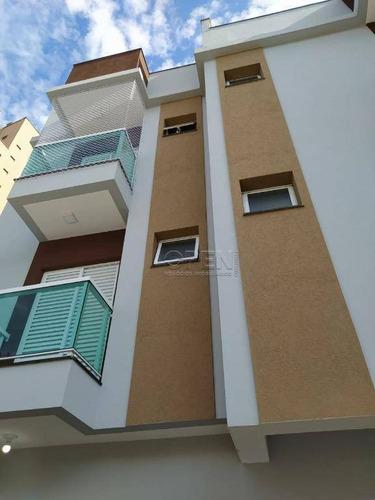 Imagem 1 de 27 de Apartamento Com 2 Dorms 1 Suíte 54 M² Por R$ 330.000 - Santo André/sp - Ap12179