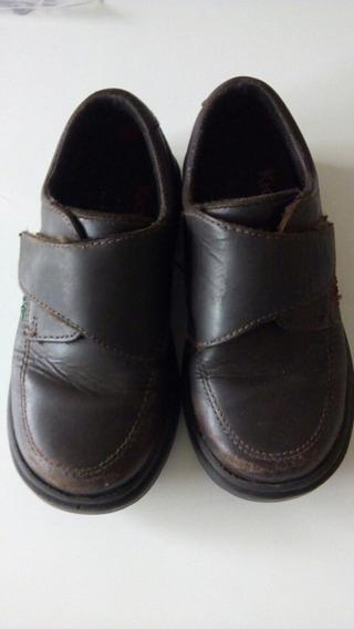 Zapatos Kickers Colegiales Talle 27