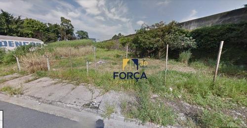 Terreno À Venda, 702 M² - Cumbica - Guarulhos/sp - Te0038