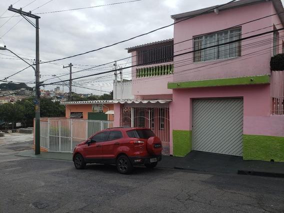 Casa Com 3 Dormitórios À Venda Por R$ 500.000 - Vila Nhocune - São Paulo/sp - Ca0036