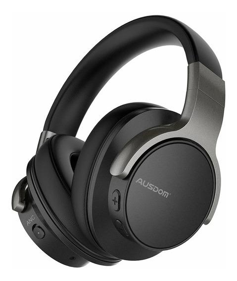 Fone Ausdom Anc8 Profissional Active Noise Cancelling 20hrs