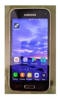 Samsung Galaxy S5 Mini Com Cartão Microsd De 16gb
