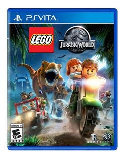 Lego Jurassic World Playstation Vita Fisico