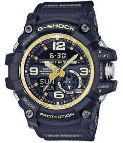Relógio Casio G-shock Masculino Mudmaster Gg-1000gb-1adr