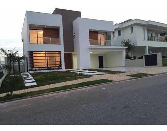 Casa Com 4 Dormitórios À Venda, 395 M² Por R$ 2.550.000 - Residencial Burle Marx - Santana De Parnaíba/sp - Ca0196