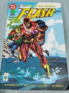 Flash Tres De Una Especie