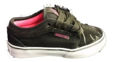 Zapatillas Skate De Nena California Kids