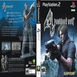 Resident Evil 4 Ps2/iso Graba O Usb