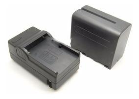 2 X Bateria F970 + Carregador