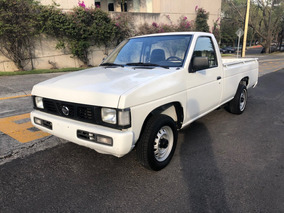 Nissan Pick-up Caja Larga 2007 Estandar Excelente Estado