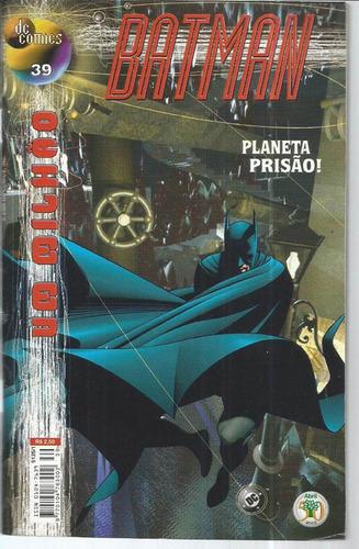 Imagem 1 de 1 de Batman 39 Dc Comics Editora Abril 2000
