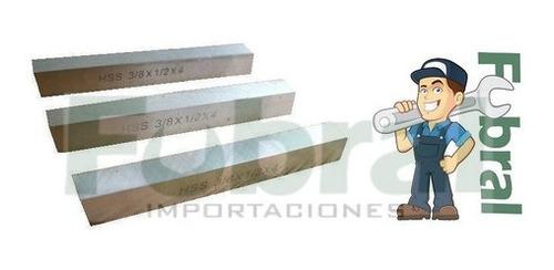 Imagen 1 de 4 de Herramienta Corte Cuadrada P Torno De 6 X 6 X 60 Fubral