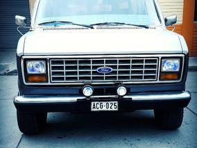 Ford Otros Modelos Ford Econoline 91 1991