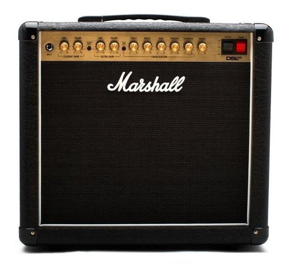 Combo Para Guitarra Dsl20cr 20w Marshall Nfe