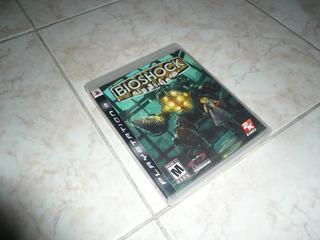 Oferta, Se Vende Bioshock Ps3