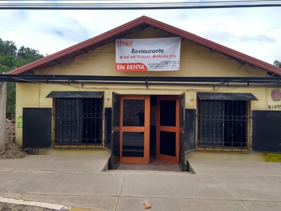 Restaurante En Renta En Periférico Nte, Slp