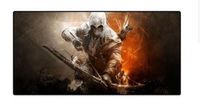 Mouse Pad Gamer Exbom Assassino 700mm X 350mm X 3mm