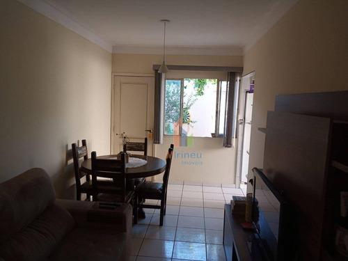 Imagem 1 de 17 de Casa Com 2 Dormitórios À Venda, 110 M² Por R$ 369.000,00 - Campina Verde - Campinas/sp - Ca0422