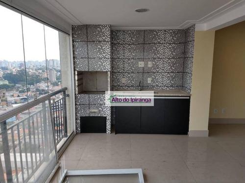 Apartamento, 84 M² - Venda Por R$ 770.000,00 Ou Aluguel Por R$ 4.500,00/mês - Vila Vera - São Paulo/sp - Ap5446