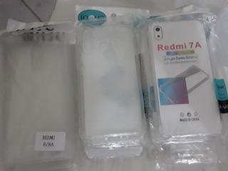 Kit 25 Capas Antimpacto Transparente Xiaomi Redmi Atacado