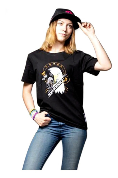 Playera Unisex Oficial Flying Eagle Rolling With Wings 11th