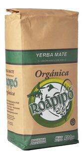 Yerba Mate Organica Roapipo 1 Kg - Envios