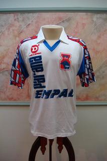 Camisa Futebol Parana Curitiba Pr Dellerba Antiga 710
