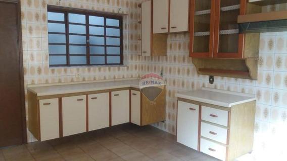 Sobrado Com 3 Dormitórios Para Alugar, 150 M² Por R$ 1.800/mês - Centro - Nova Odessa/sp - So0050