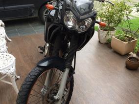 Yamaha Tenere 250 Preta Ano 2011 Único Dono Doc 2019ok