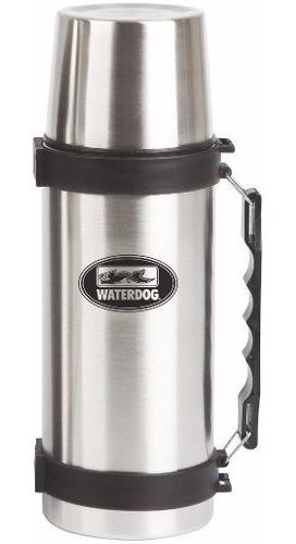 Termo Waterdog Manija 1 Litro Acero Inoxidable Elcombatiente