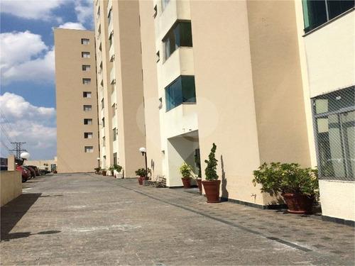 Apartamento Para Venda Caminho Do Mar Rudge Ramos, 2 Dormitórios C/armários Planejados - 373-im443677